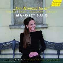 Margret Bahr - Der Himmel lacht, CD