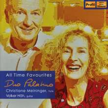 Duo Palatino - All Time Favourites, CD