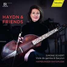 Hamburger Ratsmusik - Haydn and Friends, CD