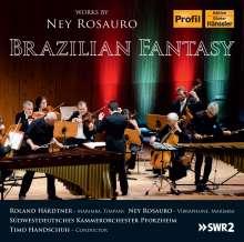 Ney Rosauro (geb. 1953): Brazilian Fantasy, CD