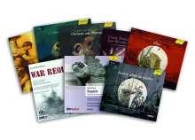 Große Geistliche Chormusik (Exklusiv für jpc), 7 CDs