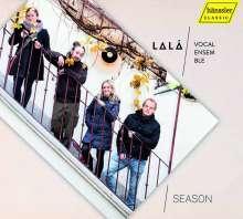 Lala Vocalensemble - Season, CD