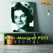Ruth-Margret Pütz - Recital, CD