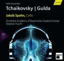 Friedrich Gulda (1930-2000): Konzert für Cello & Blasorchester, Blu-ray Audio