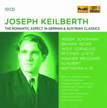 Joseph Keilberth - The Romantic Aspect in German & Austrian Classics, 10 CDs