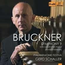 Anton Bruckner (1824-1896): Symphonie Nr.9, 2 CDs