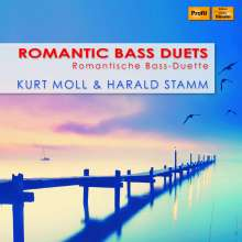 Kurt Moll & Harald Stamm - Romantic Bass Duets, CD