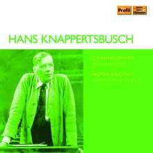 Hans Knappertsbusch dirigiert Brahms & Bruckner, 10 CDs