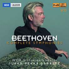 Ludwig van Beethoven (1770-1827): Symphonien Nr.1-9, 5 CDs