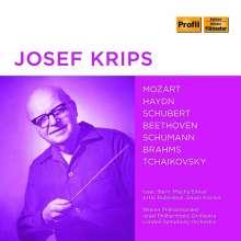 Josef Krips dirigiert, 10 CDs