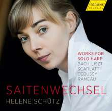 Helene Schütz - Saitenwechsel, CD