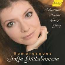 Sofja Gülbadamova - Humoresques, CD