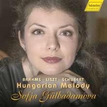 Sofja Gülbadamova - Hungarian Melody, CD