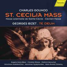 "Charles Gounod (1818-1893): Messe G-Dur op.12 ""Cäcilienmesse"", CD"