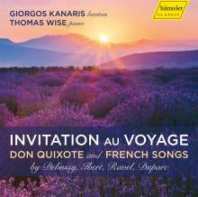 Giorgos Kanaris - Invitation au Voyage, CD