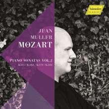 Wolfgang Amadeus Mozart (1756-1791): Klaviersonaten Nr.1,4,6,8, CD