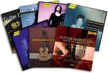 Gitarrenmusik von Barock bis zur Moderne (9 CD-Set exklusiv für jpc), CD