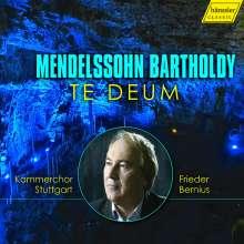 Felix Mendelssohn Bartholdy (1809-1847): Te Deum, CD