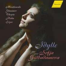 Sofja Gülbadamova - Idylle, CD