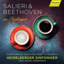 Antonio Salieri (1750-1825): Ouvertüren, CD