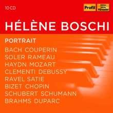Helene Boschi Portrait, 10 CDs