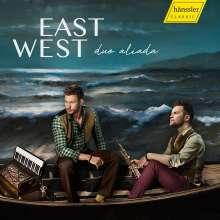 Musik für Saxophon & Akkordeon - East West, CD