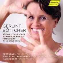 Gerlint Böttcher - Klavierkonzerte & -werke, CD