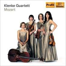 Wolfgang Amadeus Mozart (1756-1791): Streichquartette Nr.20 & 21, CD