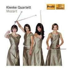 Wolfgang Amadeus Mozart (1756-1791): Streichquartette Nr.22 & 23, CD