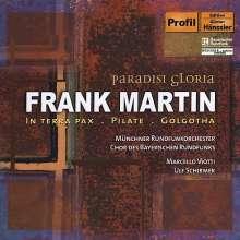 Frank Martin (1890-1974): Golgotha, 3 CDs