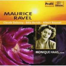 Monique Haas,Klavier, CD
