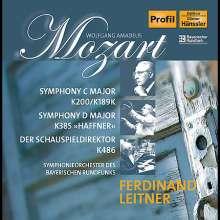 Wolfgang Amadeus Mozart (1756-1791): Symphonien Nr.28 & 35, CD