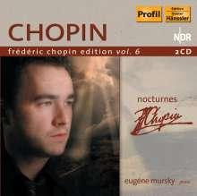 "Frederic Chopin (1810-1849): Klavierwerke ""Frederic Chopin Edition Vol.6"", 2 CDs"
