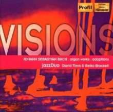 "Bach-Adaptionen ""Visions"", CD"