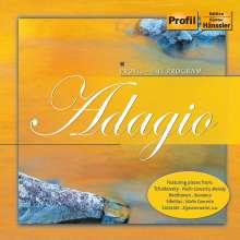 """Profil-Sampler """"Adagio"""", CD"""