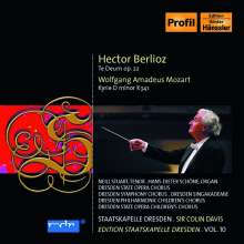 Hector Berlioz (1803-1869): Te Deum op.22, CD