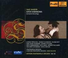 Leos Janacek (1854-1928): Katya Kabanova (in dt.Spr.), 2 CDs