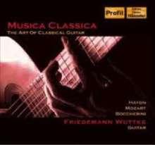 Friedemann Wuttke - Musica Classica, CD