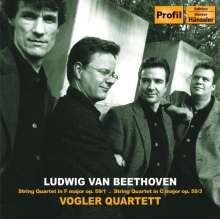 Ludwig van Beethoven (1770-1827): Streichquartette Nr.7 & 9, CD