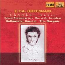 E.T.A. Hoffmann (1776-1822): Kammermusik, CD