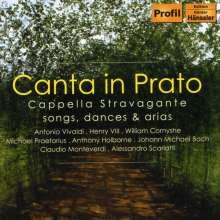 Canta in Prato, CD