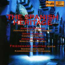 Friedemann Wuttke - The Spanish Heritage, CD