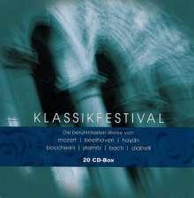 Klassikfestival, 20 CDs
