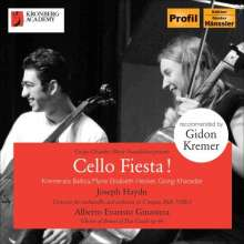 Cello Fiesta!, CD