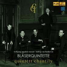 Quintett Chantily - Bläserquintette, CD