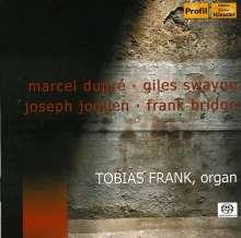 Tobias Frank,Orgel, CD