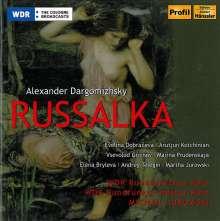 Alexander Dargomyschsky (1813-1869): Russalka, 3 CDs