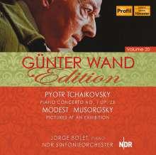 Günter Wand Edition Vol.20, CD