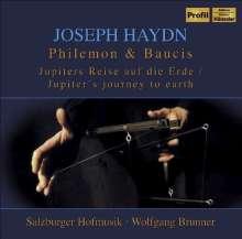Joseph Haydn (1732-1809): Philemon & Baucis (Deutsche Marionettenoper/Fragment 1773), CD