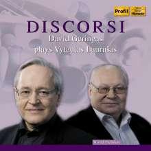 Vytautas Laurusas (geb. 1930): Discorso concitato für Cello & Orchester, CD